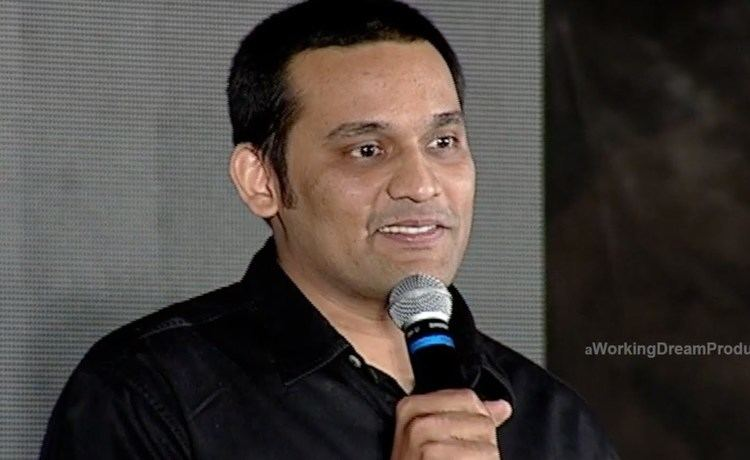 Mickey J Meyer MickeyJMayer Speech Chandamama Kathalu Look Launch