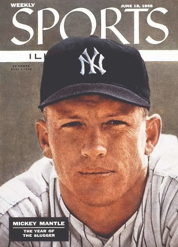 Mickey Mantle The Greatness Of Mickey Mantle And Louis Kovel Deblis Law
