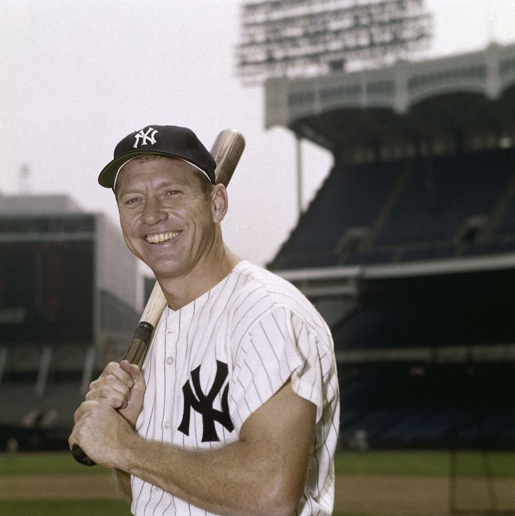 Mickey Mantle 7 Days Mickey Mantle Grand Openings