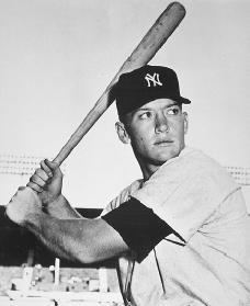 Mickey Mantle Mickey Mantle Biography life childhood death history