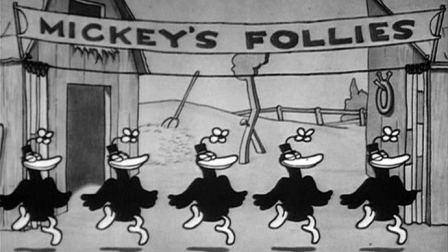 Mickey's Follies Mickeys Follies Mickey Mouse Cartoon MickeyMouseCartooncom