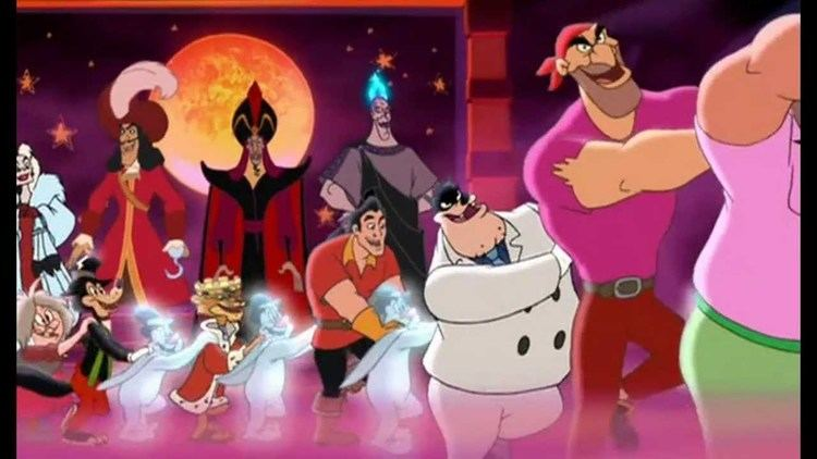 mickey mouse house of villains part 1