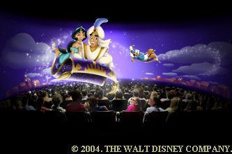 Mickey's PhilharMagic Mickey39s PhilharMagic Magic Kingdom