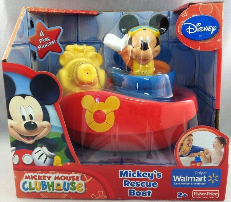 Mickey's Rescue Amazoncom Disney Mickey Mouse Clubhouse Mickeys Rescue Boat
