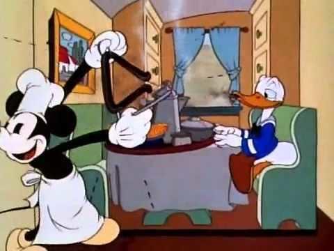 Mickey's Trailer Mickeys trailer Mickey Mouse cartoon YouTube