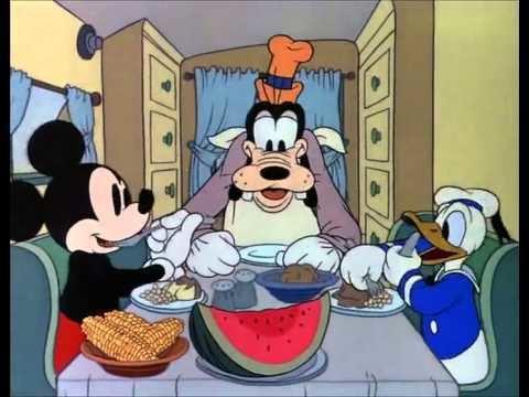 Mickey's Trailer Mickey Mouse Mickeys Trailer La Remorque de Mickey YouTube