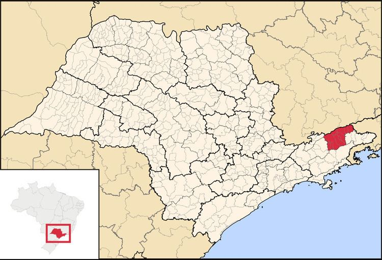 Microregion of Guaratinguetá