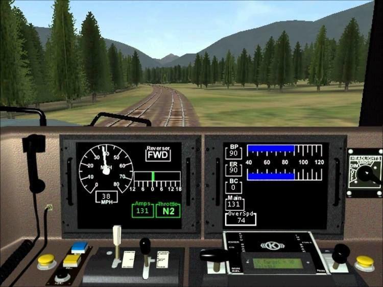 Microsoft Train Simulator - Alchetron, the free social