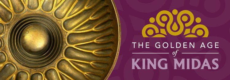 Midas Penn Museum The Golden Age of King Midas