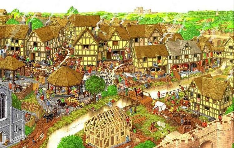 Middle Ages Middle Ages Lessons TES Teach