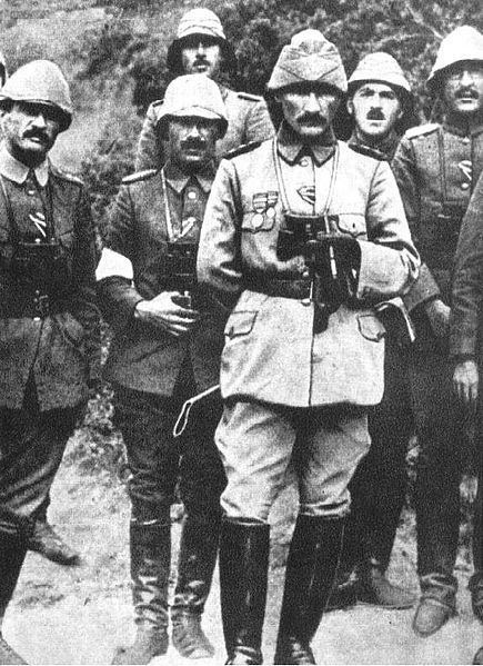 Middle Eastern theatre of World War I wwwturkeyculturaltourcomresimimageataturk14jpg