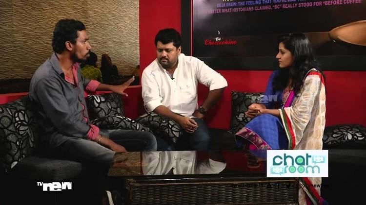 Midhun Manuel Thomas Boban Samual Midhun Manuel Thomas and Sarayu in Chat Room Tv New