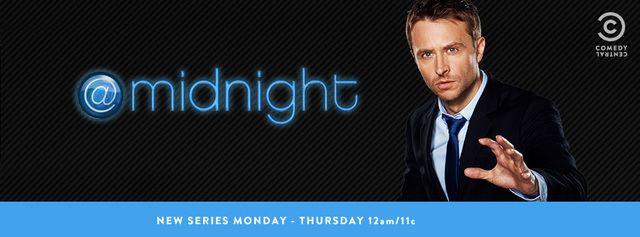 @midnight midnight A New Late Night TV Show Hosted by Nerdist39s Chris Hardwick