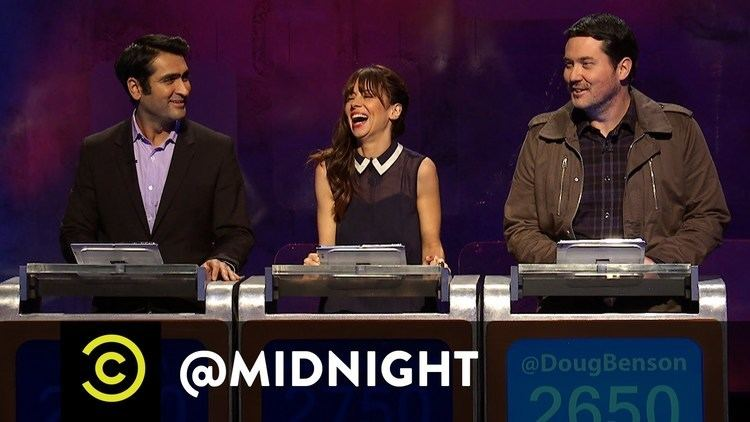 @midnight How midnight made America fall in love with the panel show