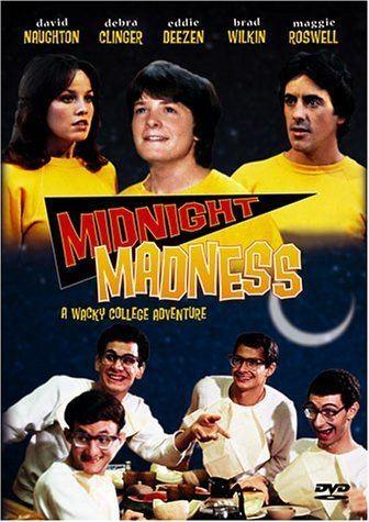 Midnight Madness (film) Amazoncom Midnight Madness David Naughton Debra Clinger David