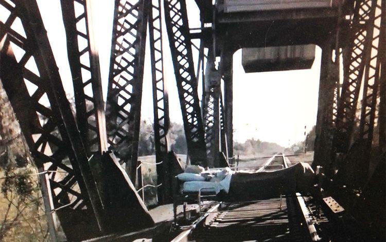 Midnight Rider (film) Midnight Rider Trial Video Shows Crew Scrambling to Avoid Train