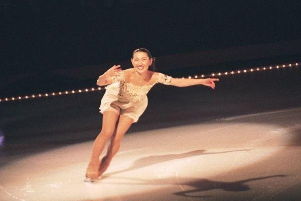 Midori Ito Midori Ito the Japanese Figure Skating StarImpressive Magazine