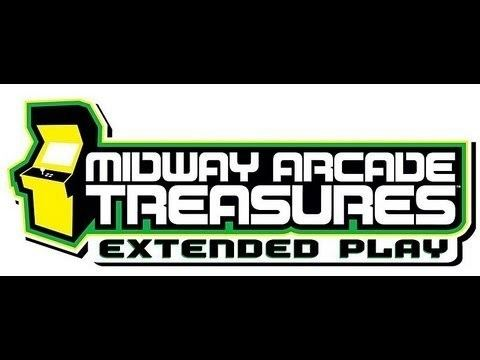 Midway Arcade Treasures: Extended Play Midway Arcade Treasures Extended Play on PSP in HD 720p YouTube