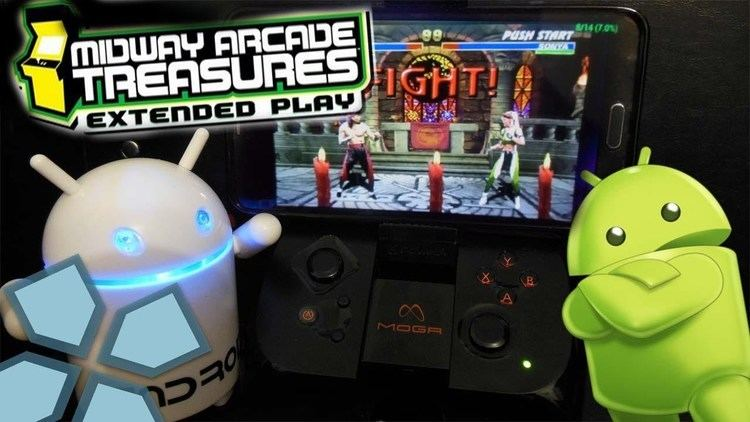 Midway Arcade Treasures: Extended Play Midway Arcade Treasures Extended Play Android APK ISO PSP