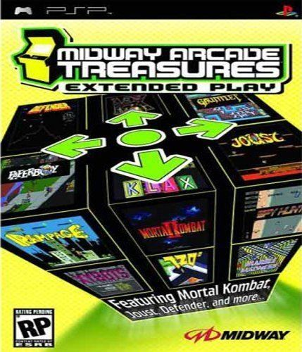 Midway Arcade Treasures: Extended Play Amazoncom Midway Arcade Treasures Extended Play Artist Not