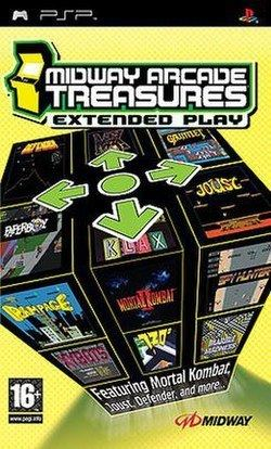 Midway Arcade Treasures: Extended Play Midway Arcade Treasures Extended Play Wikipedia