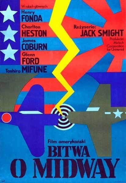 Midway (film) Bitwa o Midway 1976 Filmweb