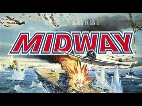 Midway (film) BATTLE OF MIDWAY 1976 MOVIE Original OFFICIAL Theatrical Trailer