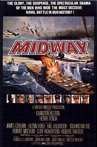Midway (film) Midway Soundtrack details SoundtrackCollectorcom