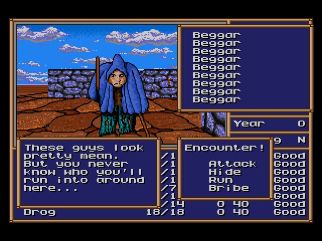 Might and Magic II: Gates to Another World Might and Magic 2 Gates to Another World Game Download GameFabrique