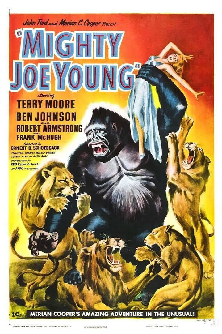 Mighty Joe Young (1949 film) t1gstaticcomimagesqtbnANd9GcTTpBTquyXZXL2wP