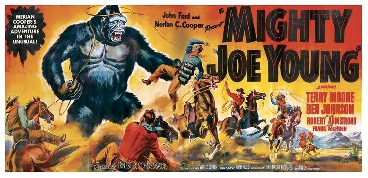 Mighty Joe Young (1949 film) Mighty Joe Young 1949 Review Mana Pop