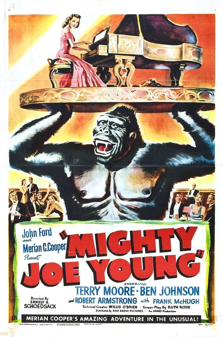 Mighty Joe Young (1949 film) June 13th 2011 Mighty Joe Young 1949 The League of Dead Films