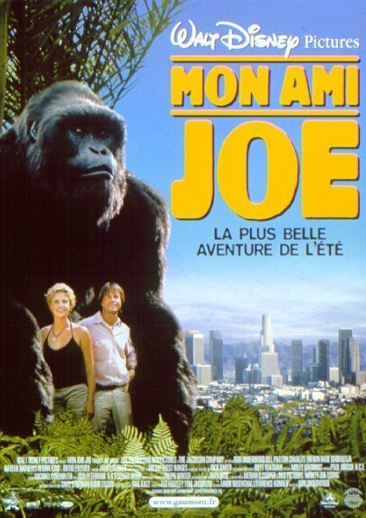 Mighty Joe Young (1998 film) Mighty Joe Young Movie Poster 3 of 4 IMP Awards