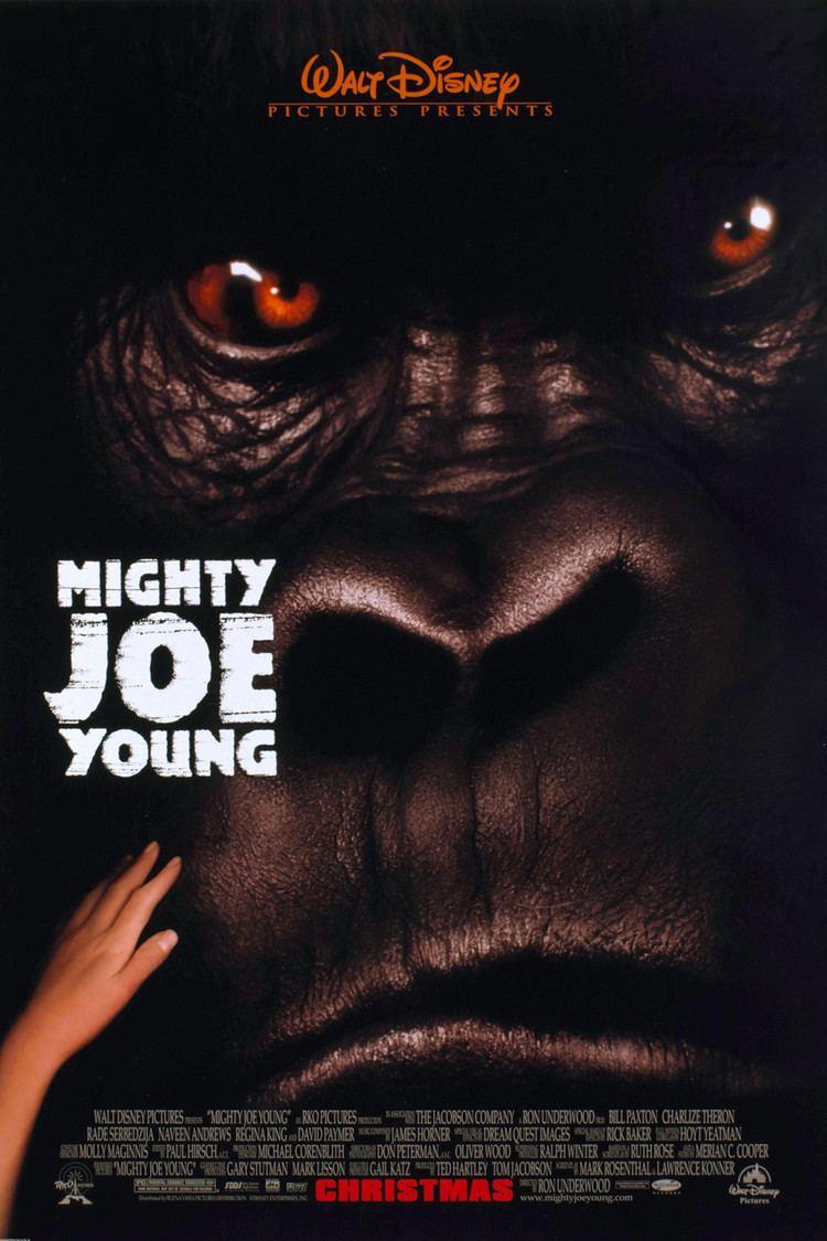 Mighty Joe Young (1998 film) wwwgstaticcomtvthumbmovieposters22182p22182