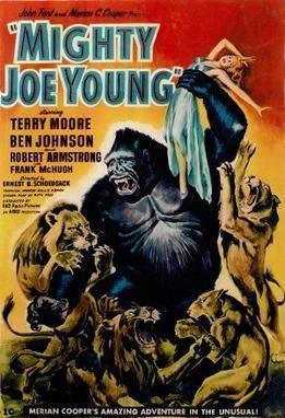 Mighty Joe Young (1998 film) Mighty Joe Young 1949 film Wikipedia
