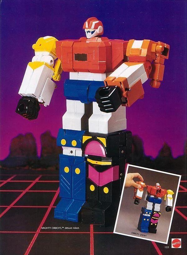 Mighty Orbots wwwwellofsoulscomorbotsarchiveMattelToyFair