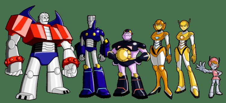 Mighty Orbots orbots DeviantArt