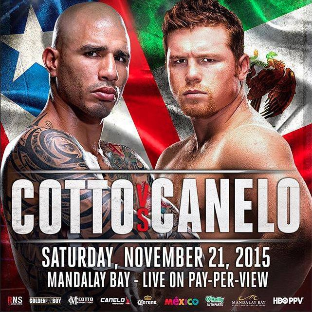 Miguel Cotto vs. Canelo Álvarez A Fight Worth Watching Miguel Cotto vs Canelo lvarez FIGHTLAND