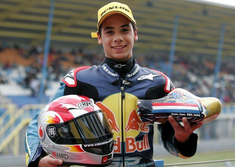 Miguel Oliveira (motorcycle racer) Red Bull MotoGP Rookies Cup Riding school powered by KTM KTM BLOG