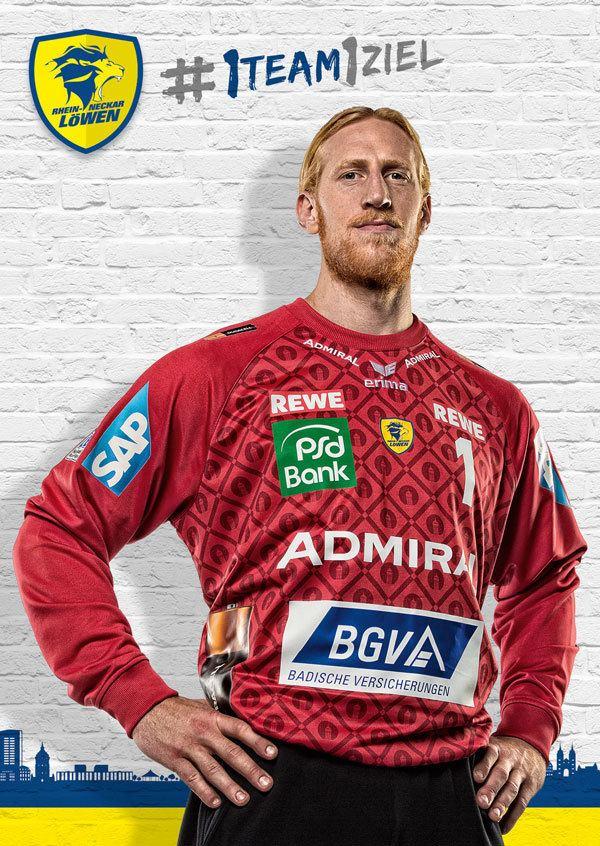 Mikael Appelgren (handballer) Spielerdatenbank Mikael Appelgren RheinNeckar Lwen DKB