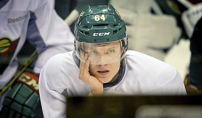Mikael Granlund Wild39s Mikael Granlund appears ready for playoffs