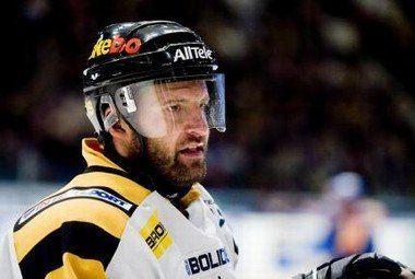 Mikael Renberg Mikael Renberg gr comeback i SAIK Skellefte AIK