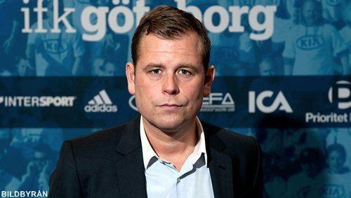 Mikael Stahre En frsta intervju planerad med Mikael Stahre IFK
