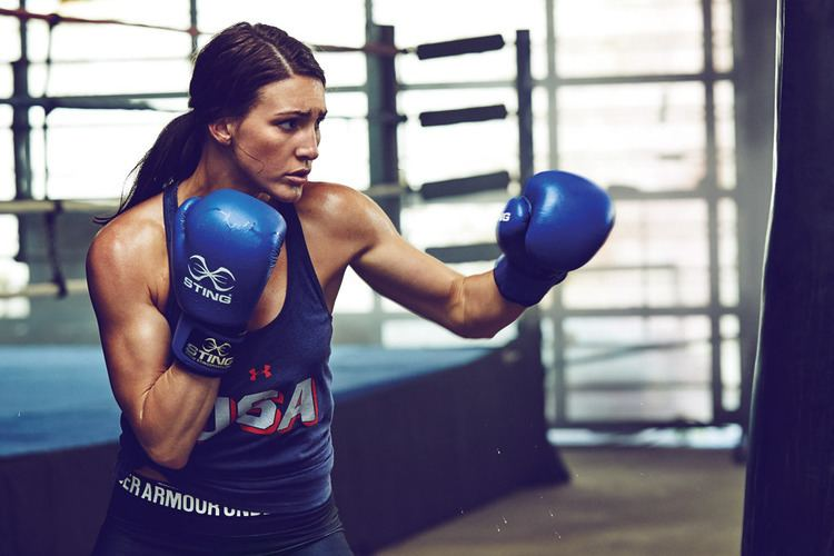 Mikaela Mayer USA Olympic Athletes To Watch In Rio Boxer Mikaela Mayer Footwear