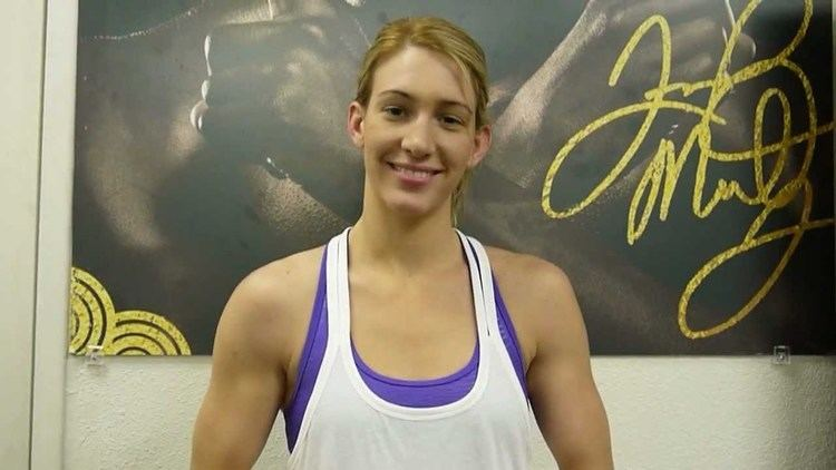 Mikaela Mayer Mikaela Mayer discusses amateur boxing turning pro and Dr