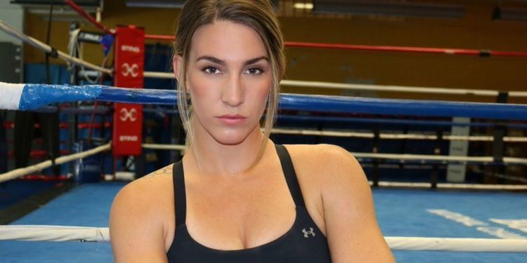 Mikaela Mayer Top Rank signs US Olympian Mikaela Mayer pro debut will be Aug 5