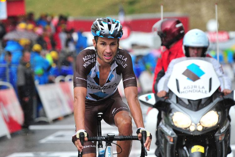 Mikaël Cherel Tour de France Le journal de bord de Mikal Chrel actualit vlo
