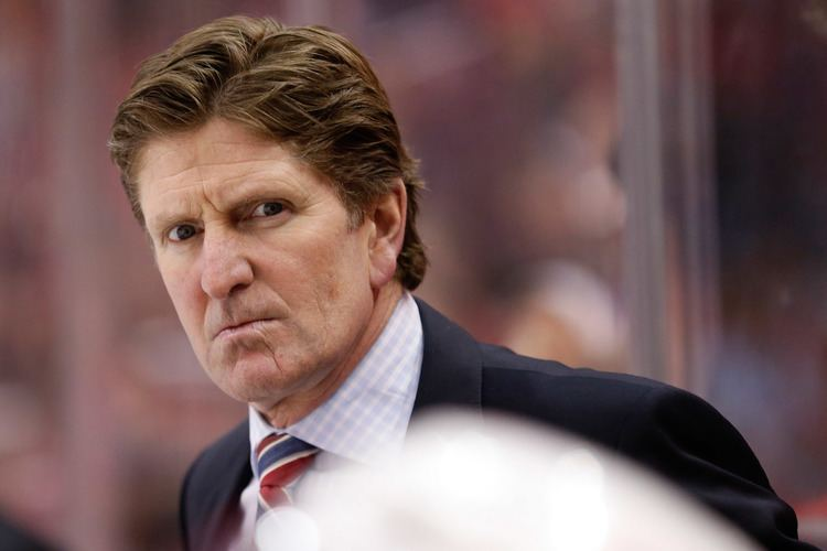 Mike Babcock SabreStop Should Sabres trade Tyler Myers to Red Wings