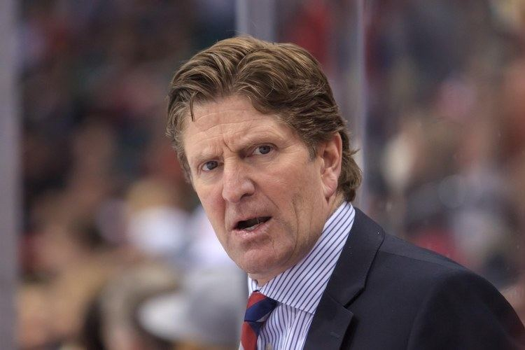 Mike Babcock New Leafs coach Mike Babcock is now the highest paid coach