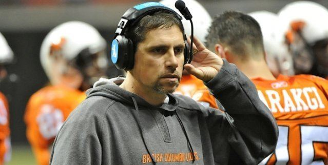Mike Benevides Mike Benevides named new head coach in BC CFLca